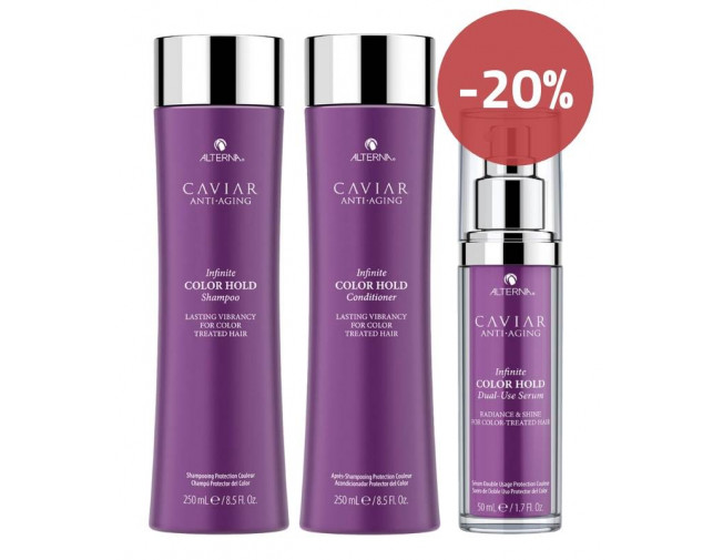 Alterna Caviar Color Hold Set