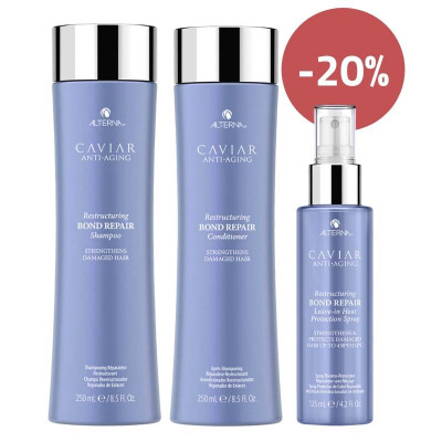 Alterna Caviar Restructuring Bond Repair Set