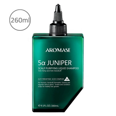 Aromase Juniper Scalp Purifying Shampoo 260ml