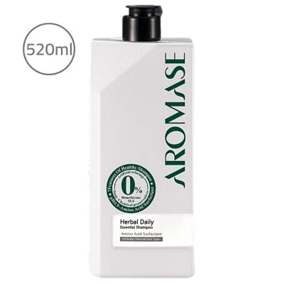 Aromase Herbal Daily Essential Shampoo 520ml