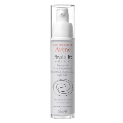 Avene Physiolift Night Smoothing Regenerating Balm 30ml