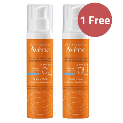 Avene Fluid Sunscreen Offer