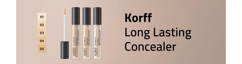 KRF Concealers