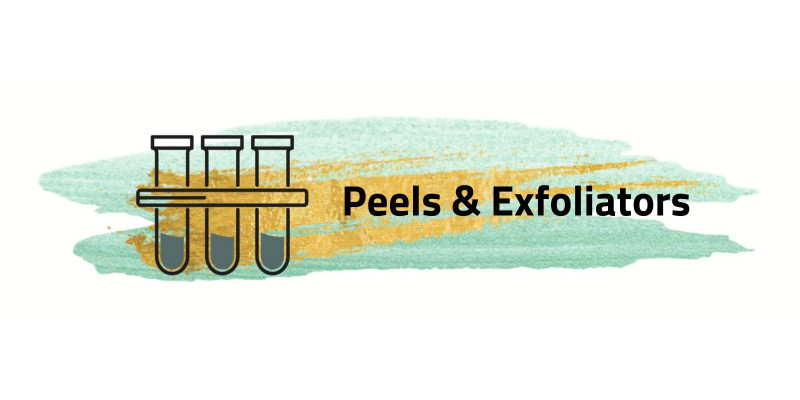 Peels & Exfoliators