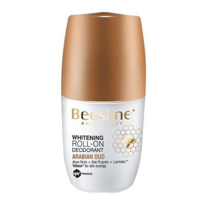 Beesline Roll-On Deo Whitening Arab Oud 50ml