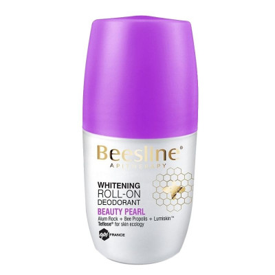 Beesline Roll-On Deo Whitening Beauty Pearl 50ml