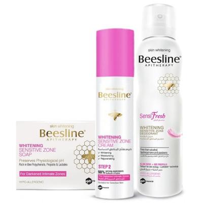 Beesline Whitening Intimate Zone Routine