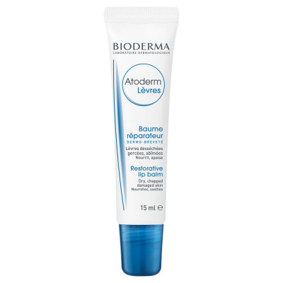 Bioderma Atoderm Restorative Lip Balm 15ml