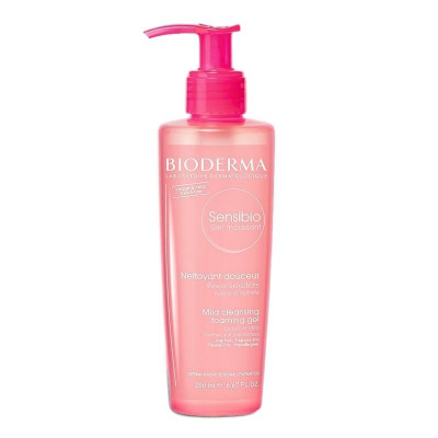 Bioderma Soothing Micellar Cleansing Foaming Gel 200ml