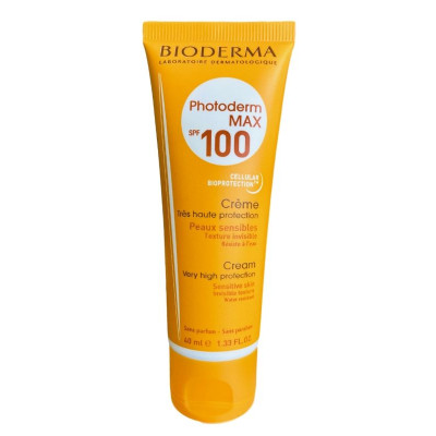 Bioderma Photoderm Cream SPF100 Sunscreen 40ml