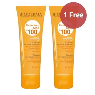Bioderma Photoderm MAX SPF100 Cream Sunscreen Offer