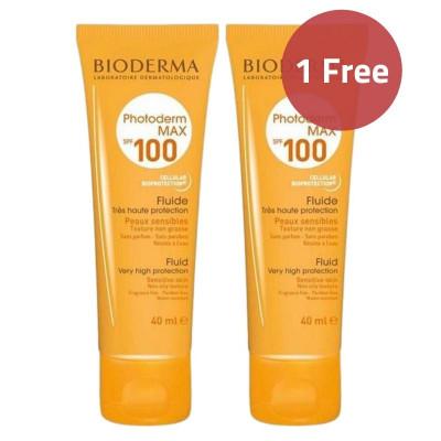 Bioderma Photoderm Fluid Sunscreen Offer