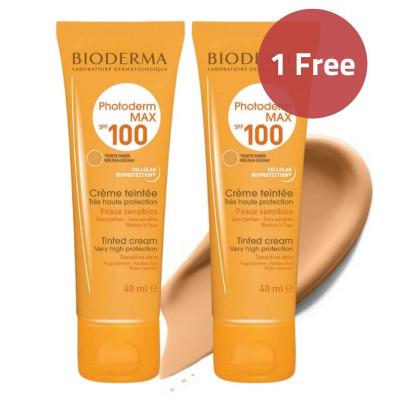 Bioderma Photoderm Golden Tinted Sunscreen SPF100 40ml Offer