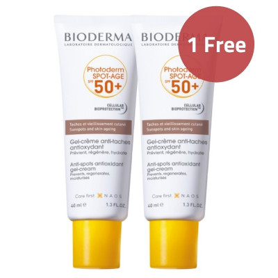 Bioderma Photoderm Spot-Age Gel-Cream SPF50 40ml Offer