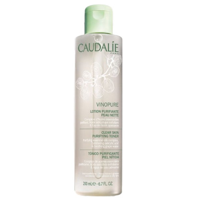 Caudalie Vinopure Purifying Toner 200ml