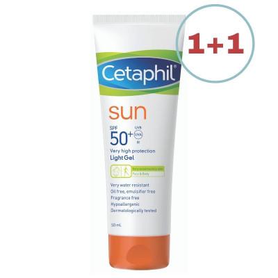 Cetaphil Sun SPF50+ Light Gel 100ml