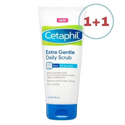 Cetaphil Extra Gentle Daily Scrub 178ml