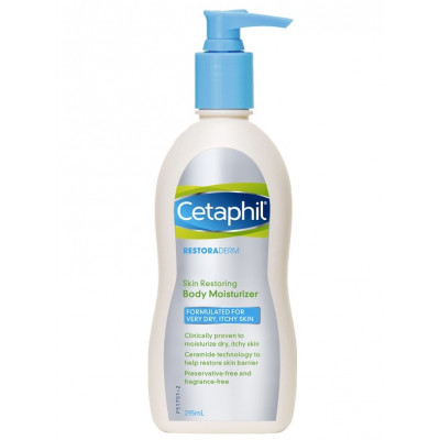 Cetaphil Restoraderm Soothing Body Lotion 296ml