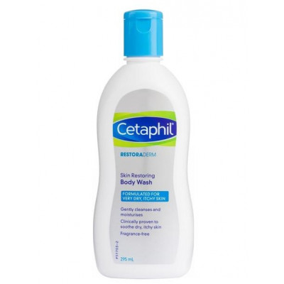 Cetaphil Restoraderm Soothing Body Wash 296ml