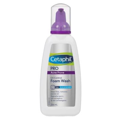 Cetaphil Acne-Prone Skin Foam Wash 237ml