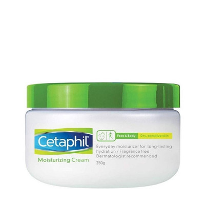 Cetaphil Moisturizing Cream Jar 250g