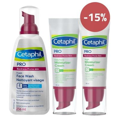 Cetaphil Redness-Prone Skin Set