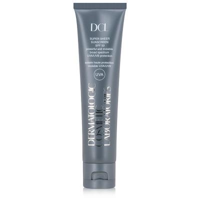 DCL Super Sheer Sunscreen  SPF50 75ml