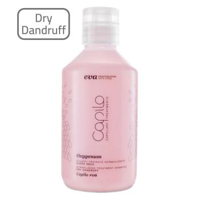 Eva Professional Oxygenum Shampoo Dry Dandruff #06 300ml