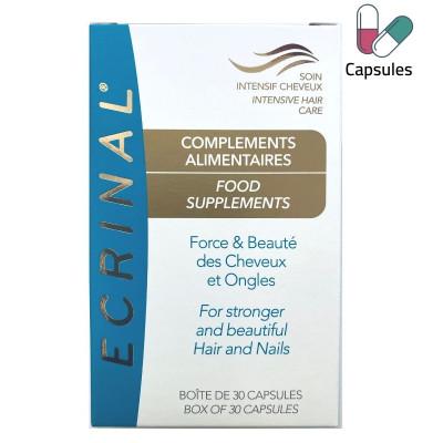 Ecrinal Hair & Nail 30 Capsules