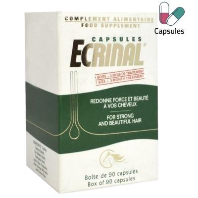 Ecrinal Hair & Nail 90 Capsules