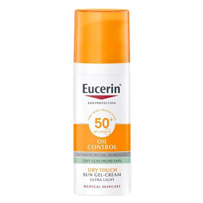 Eucerin Sun Gel-Cream Dry Touch SPF50