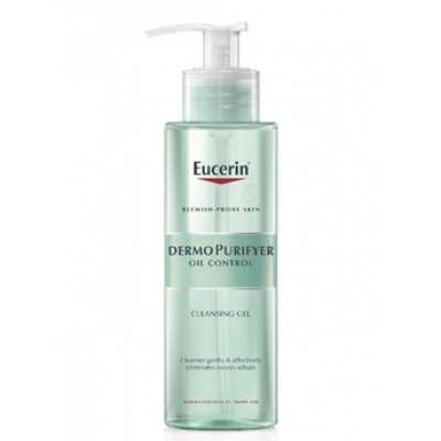 Eucerin DermoPurifyer Oil Control Cleansing Gel 200ml