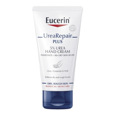 Eucerin UreaRepair Hand Cream 5% Urea 75ml