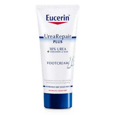 Eucerin UreaRepair Plus Foot Cream 100ml