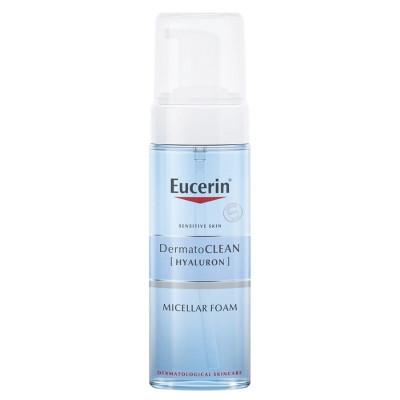 Eucerin DermaToClean Micellar Foam Cleanser 150ml