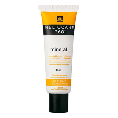 Heliocare 360 Mineral Fluid Sunscreen SPF50 50ml