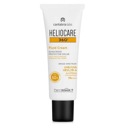 Heliocare 360 Fluid Cream Sunscreen SPF50 50ml