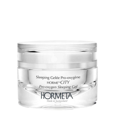 Hormeta City Pro-Oxygen Sleeping Gel Mask 50ml