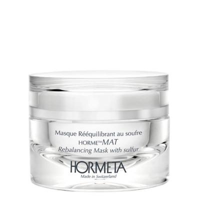Hormeta Mat Rebalancing Mask with Sulfur 50g
