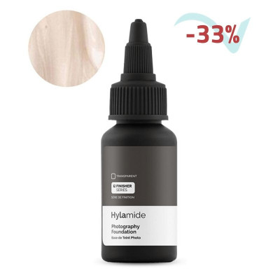 Hylamide Photography Transparent Foundation 30ml