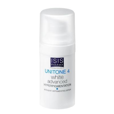 ISIS Pharma Unitone 4 White Advanced Serum 15ml
