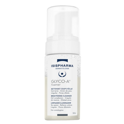 ISIS Pharma Glyco-A Foaming Brightening Cleanser 100ml
