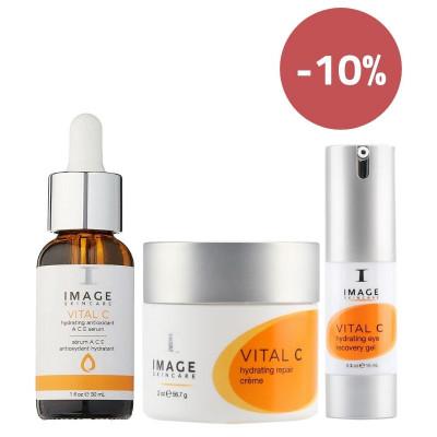 Image Skincare Vital C Hydrating & Nourishing Set
