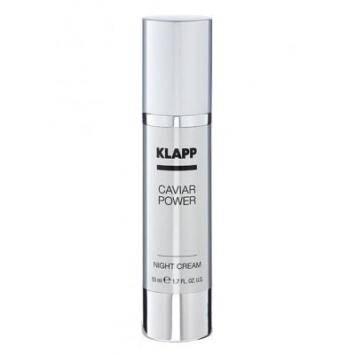 Klapp Caviar Night Cream 50ml