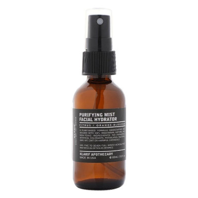 Klarif Hydrating Face Mist - Orange Blossom 60ml