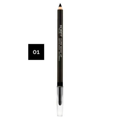 Korff Eye Pencil 01 Black