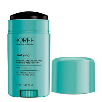 Korff Purifying Cleansing Face Stick 40ml