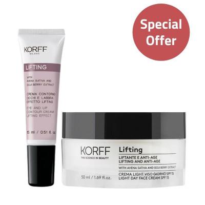 Korff Lifting Anti-Aging Set (Normal, Oily & Combination Skin)