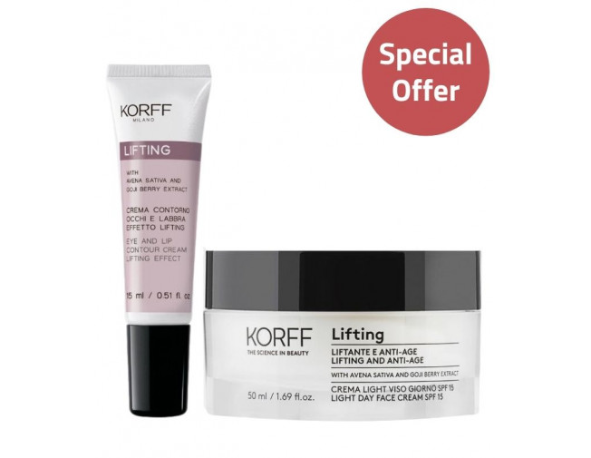 Korff Lifting Anti-Aging Set (Normal, Oily & Combination Skin)