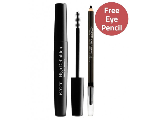Korff High Definition Mascara Offer
